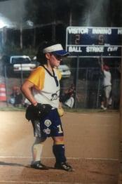 Bridgette Howe Softball