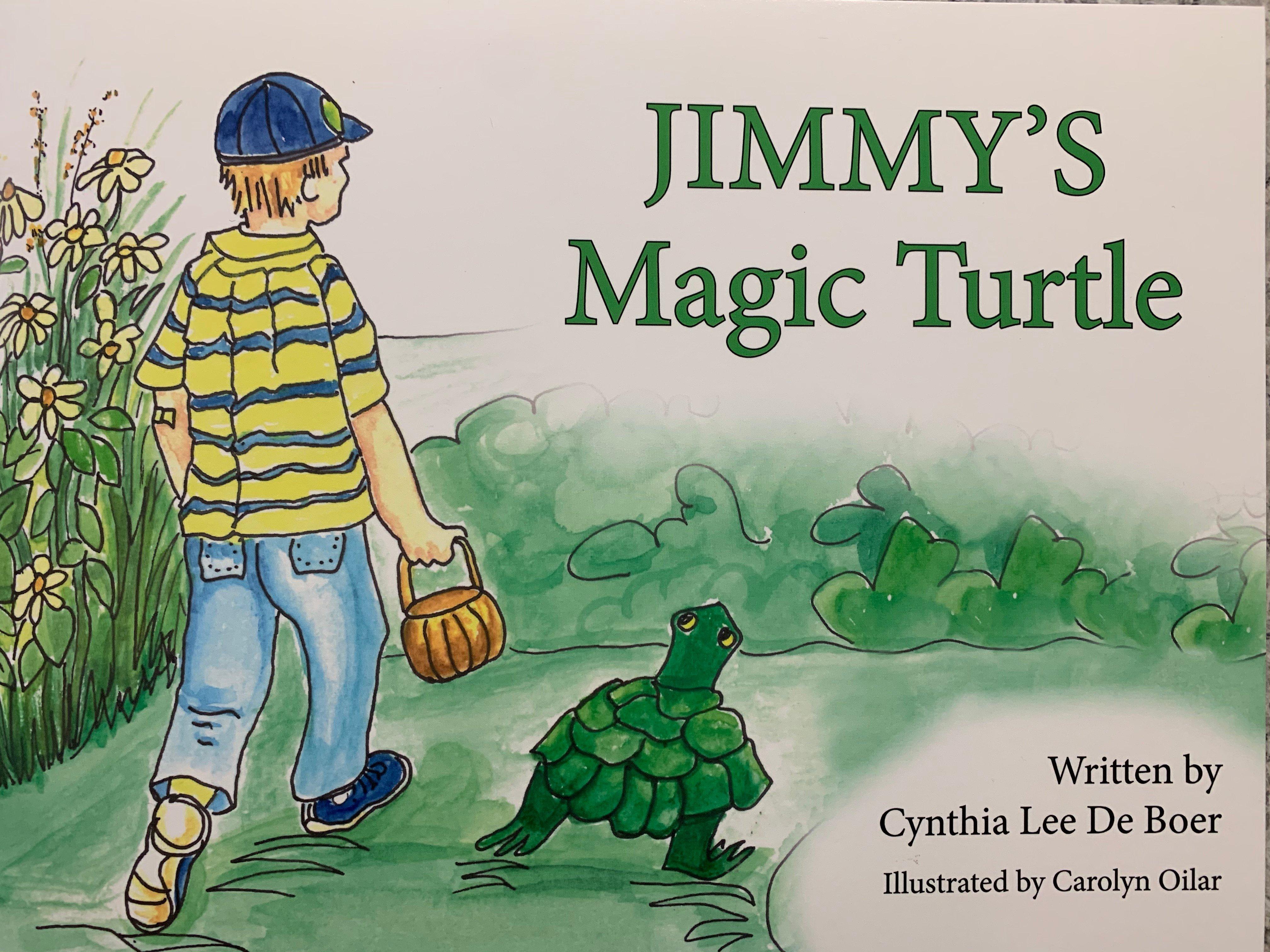 Magic Turtle cover rotated