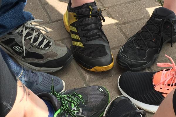 feet blog